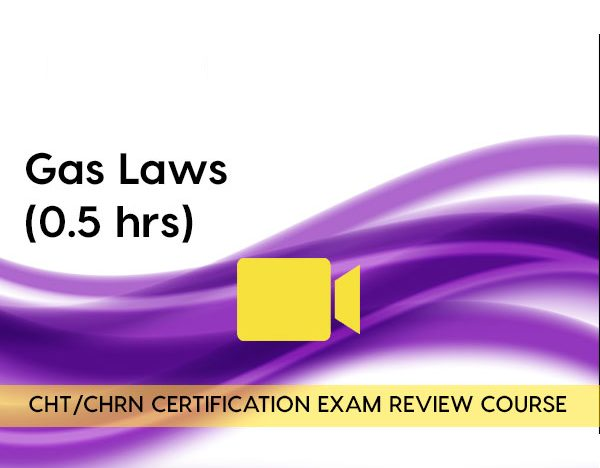 Gas Laws (0.5 hours) course image