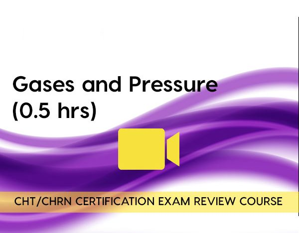 Gases and Pressure (0.5 hours) course image