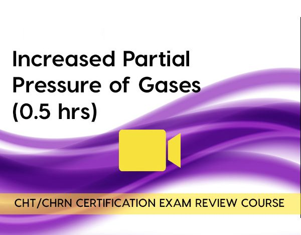 Increased Partial Pressure of Gases (0.5 hours) course image