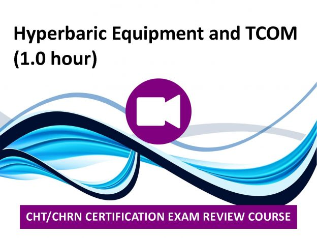 Hyperbaric Equipment and TCOM (1.0 hour) course image