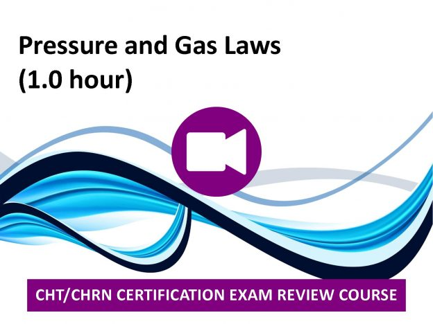 Pressure and Gas Laws (1.0 hour) course image
